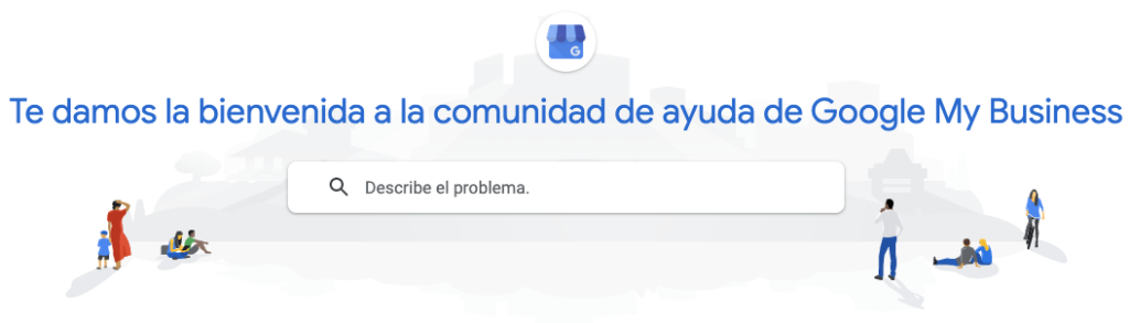 comunidad google my business